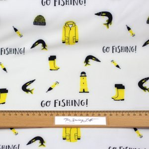 Let's go fishing- softshell