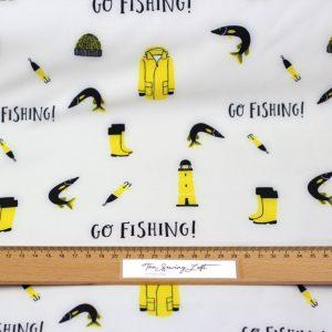 Let's go fishing- softshell