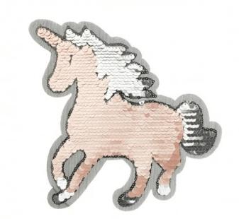 Reversible unicorn patch