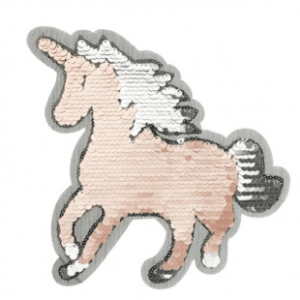 Reversible unicorn patch