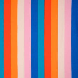 Colorfull stripes- viscose