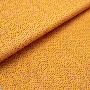 Sprinkler orange – viscose