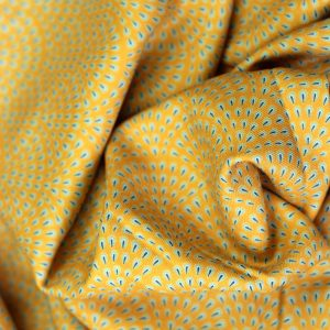 Sprinkler yellow- viscose