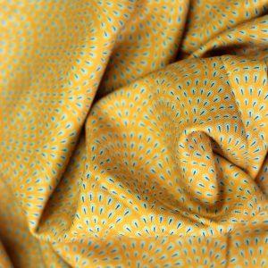Sprinkler yellow- viscose