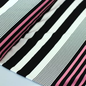 Lio stripes -pique tricot