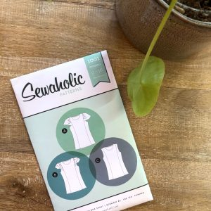 Pendrell top- Sewaholic patterns