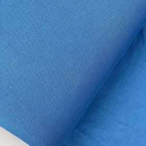 Blue -viscose tricot