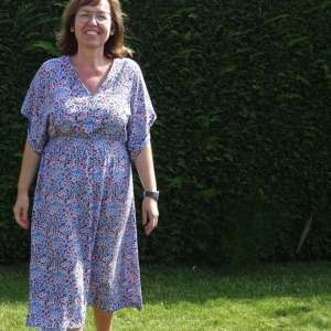Hello spring- viscose COUPON1m