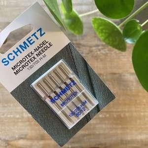 Schmetz microtex naalden dikte 80