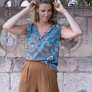 Nia top en broek voor dames en tieners- bel'Etoile