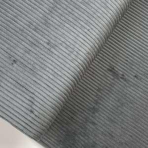 Soft grey- Ribfluweel Corduroy