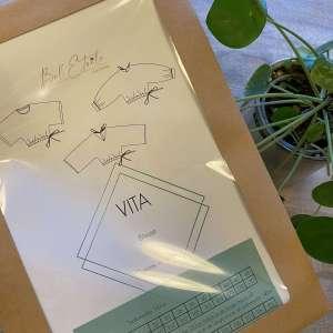 Vita blouse dames en tieners- bel'Etoile