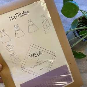Willa jurk en jumpsuit kids- bel'Etoile