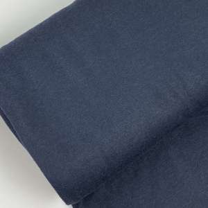 Angelina Navy blue- viscose tricot
