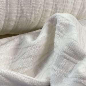 Sliving white -jacquard tricot