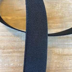 Elastiek 3cm- zwart