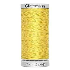 geel 327- Gütermann Super sterk naaigaren 100m