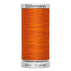 351 oranje- Gütermann Super sterk naaigaren 100m