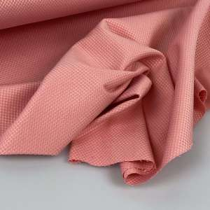 Light Salmon pink-piqué