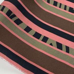 Classy Stripes-viscose