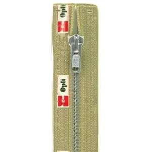 Deelbare metaalrits 50cm -bruin 886