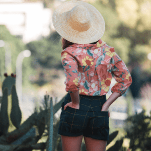 Bloom Garden – Tetra Double Gauze