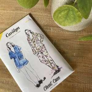 Carolyn pyjamas- closet case patterns