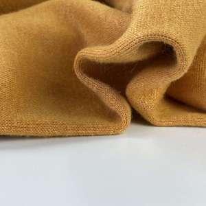 Autumn Yellow-comfy viscose tricot