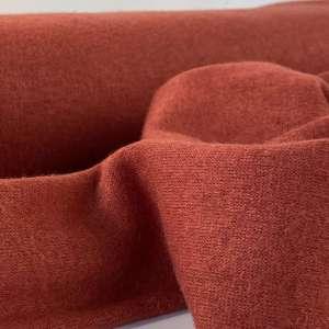 Brique-comfy viscose tricot