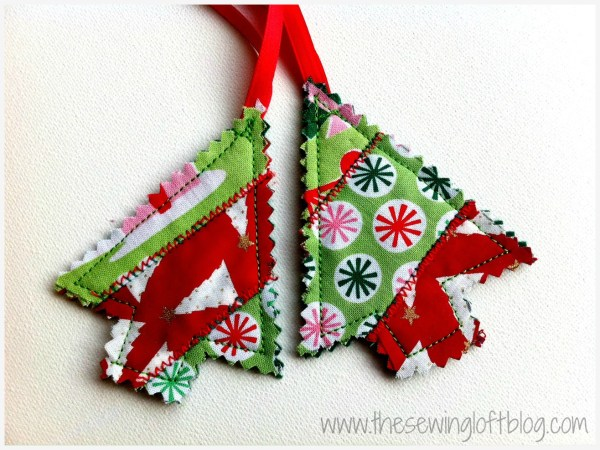 christmas ornaments sewing # 13