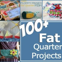 100+ Fat Quarter Projects
