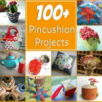 100+ Pincushion Patterns