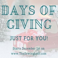 Happy Holidays - 12 Days of Giving
