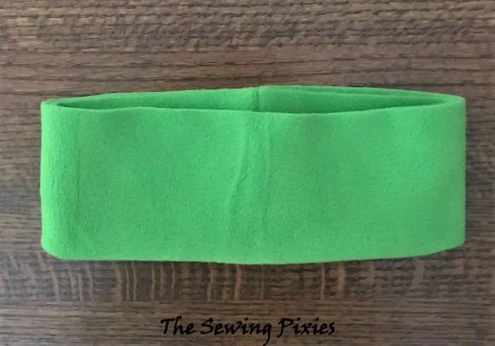 Easy Elf Hat Sewing Project Free Tutorial - The Sewing Pixies