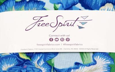 Free Spirit FB6CPGP.A2020COLD 5″ Charm Pack  Kaffe