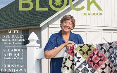 Missouri Star Block Magazine Vol 7 Issue 4 2020