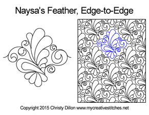 Naysa's Feather