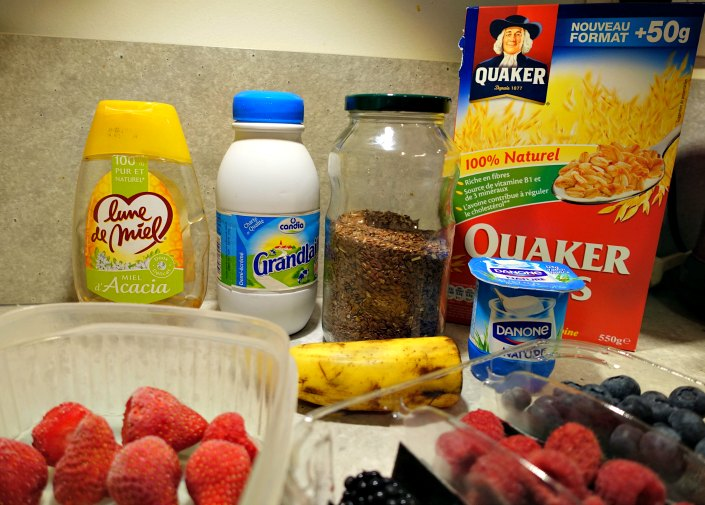 Breaskfast Smoothie Recipe thesewist.me
