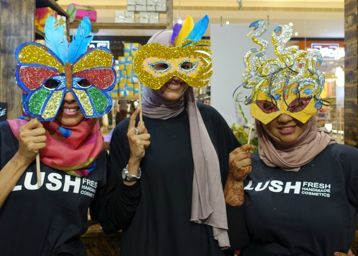 Happy Birthday Lush Muscat | thesewist.me