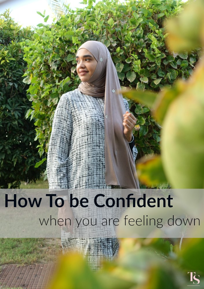 How to Be Confident when you are feeling low | thesewist.me