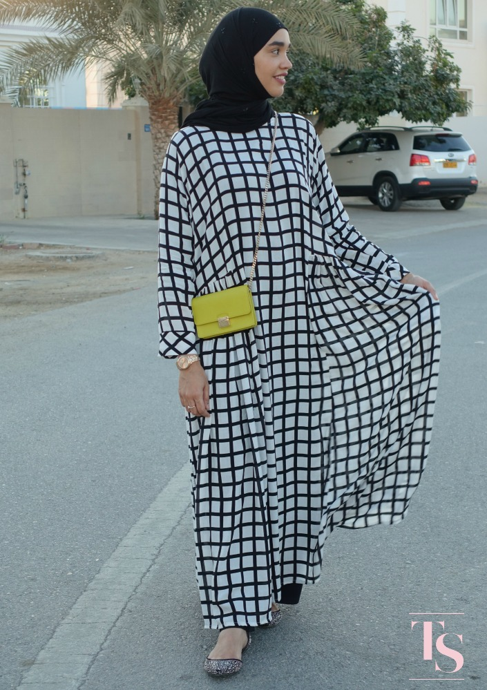 Mona Fashion in the street | thesewist.me