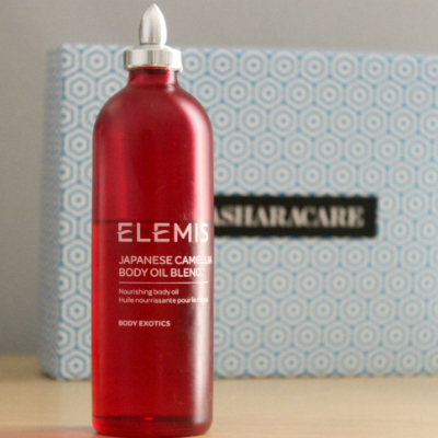 Glowing Skin with Elmis Body Oil | thesewist.me