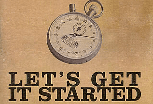 JREM – Let's Get it Started