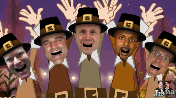 Happy American Thanksgiving 2013