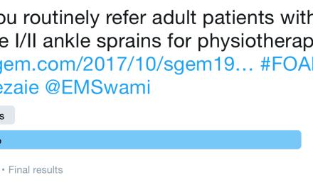 SGEM Twitter Poll #191