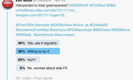 SGEM Twitter Poll #196
