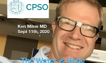 SGEM Xtra: The Water is Wide