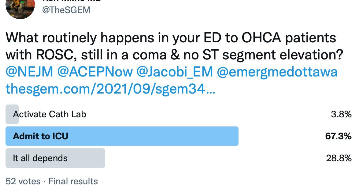 SGEM Twitter Poll #344