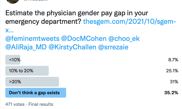 SGEM Xtra Gender Pay Gap