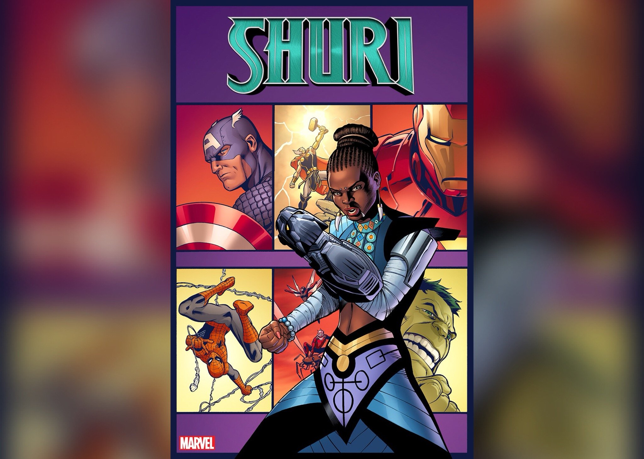 Image result for shuri own series